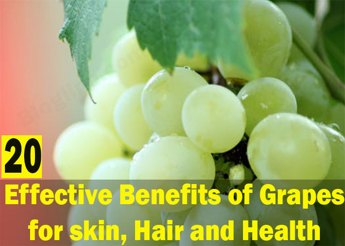 20-Effective-Benefits-of-Grapes-(Angoor)-for-skin,-Hair-and-Health