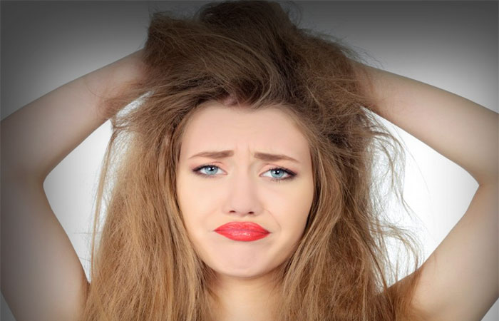 Conditions Dry Hair
