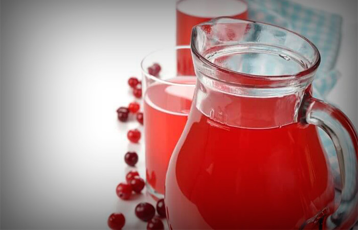 Blueberry Juice for UTI (urinary tract infection)