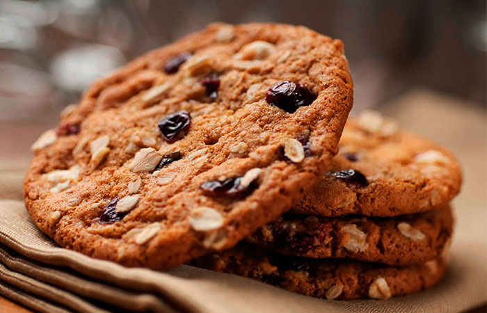 High Protein Oatmeal Cookies Recipe for Breakfast