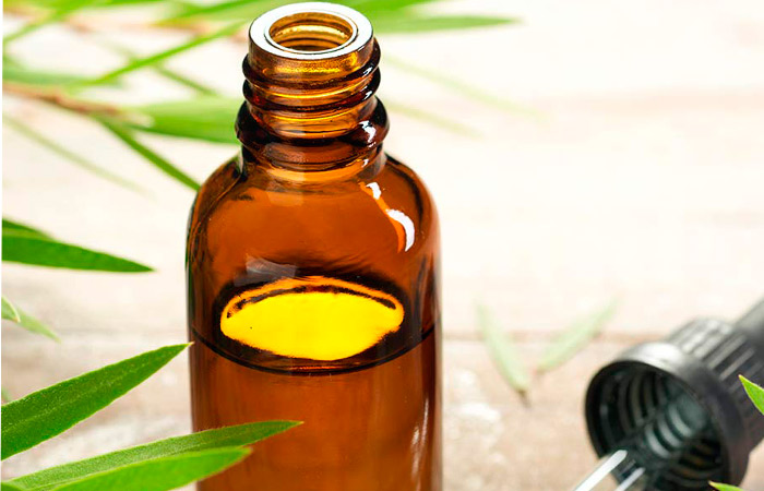 Tea Tree Oil for UTI (urinary tract infection)