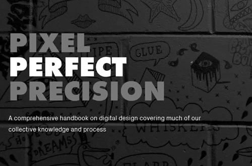 pixel perfect precision