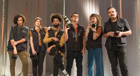 Arte 1 reality show de fotografia