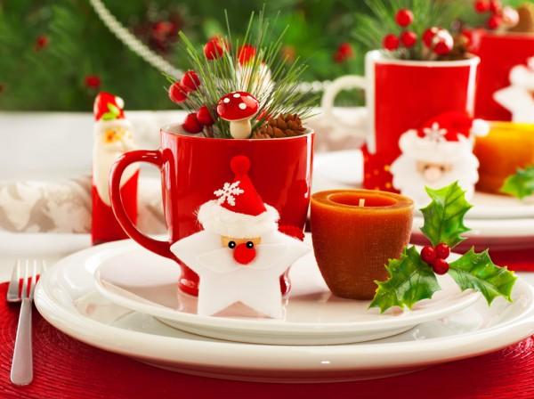 Piccoli lavoretti che potete realizzare anche in compagnia dei piccoli di casa. Segnaposto Di Natale Fai Da Te 5 Idee Facili