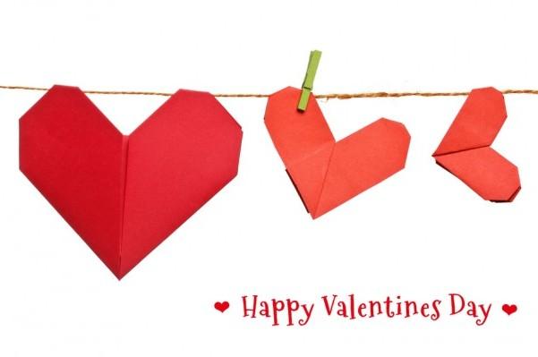 Biglietti San Valentino Fai Da Te Cinque Idee