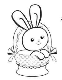 Disegni Da Colorare Coniglietto Milo Disegni Bing Bunny Da