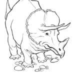 Disegni dei dinosauri da colorare e stampare gratis
