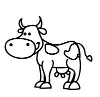 animali da stampare e colorare gratis: disegni di cane