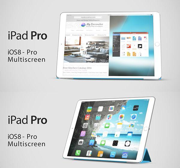 apple ipad pro tableta