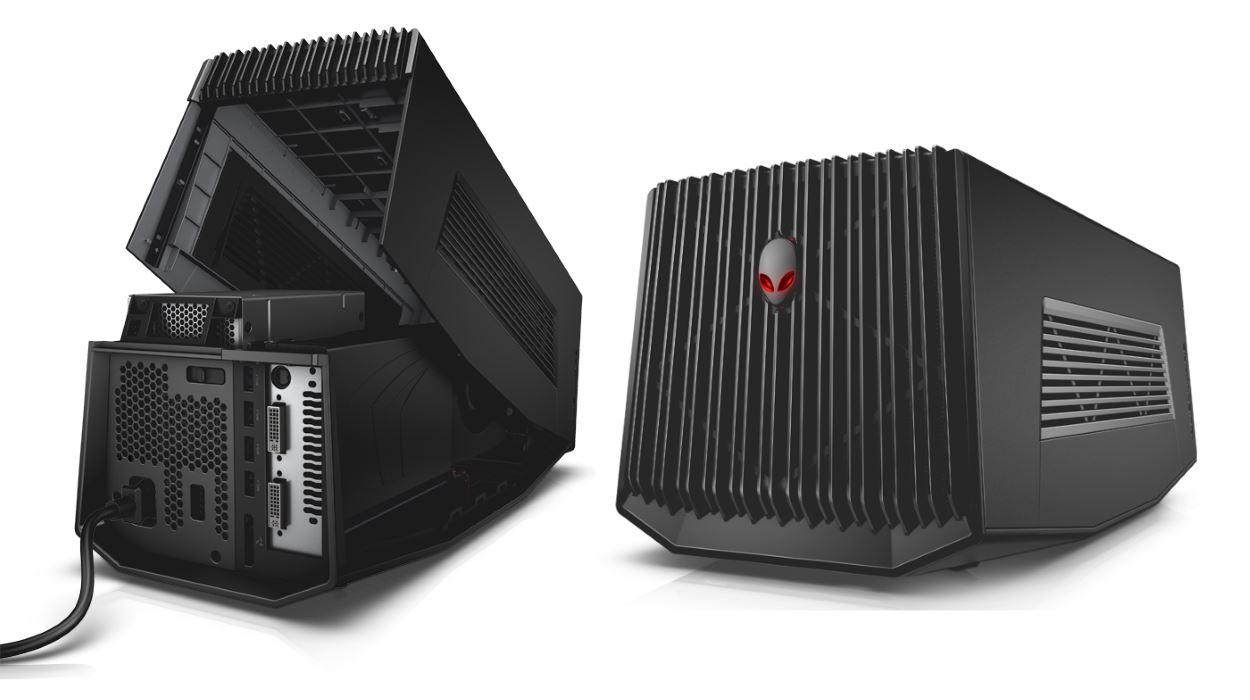 placa video externa Alienware Graphics Amplifier