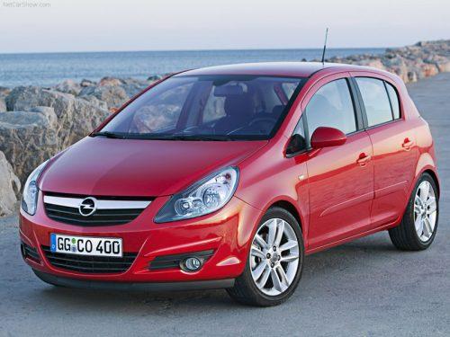 Masini rulate Opel Corsa