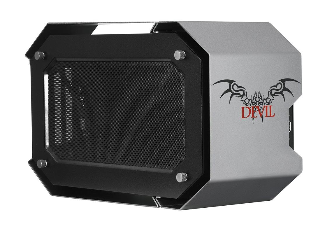 placa video externa PowerColor Devil Box