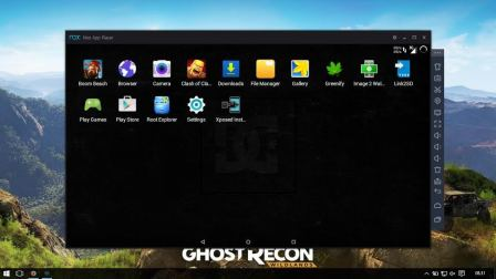 android pe pc