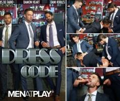 Men At Play – DRESS CODE: Dani Robles, Damon Heart & Kris De Fabio – Download
