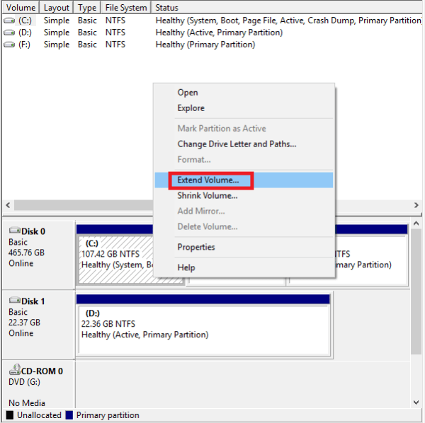 Uninstall dual boot Linux partition