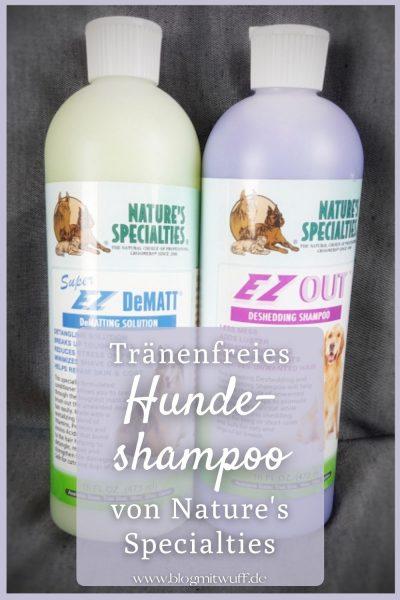 Hundeshampoo Natures Specialties