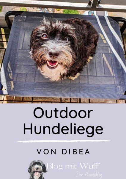 Pin zu Outdoor Hundeliege