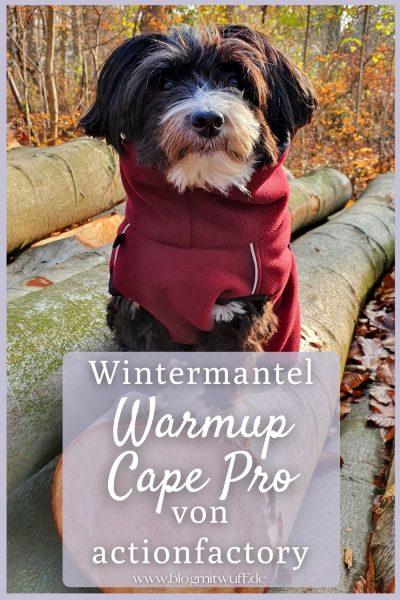 actionfactory warmup cape pro