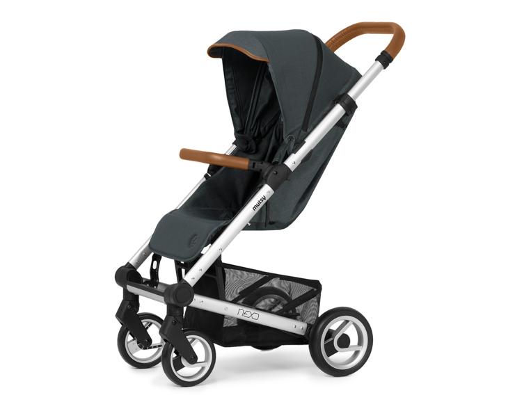 Mutsy Nexo silla de paseo compacta y ergonmica  Blog de