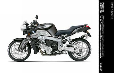 BMW Motorrad Model Year 2008 – Nuovi colori ed accessori
