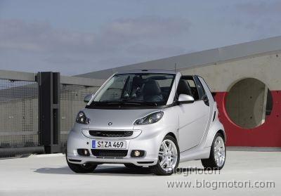 My Special Car Show: Nuove smart BRABUS e BRABUS Xclusive