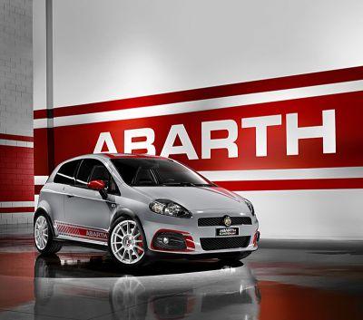Ginevra 2009: nello stand Abarth protagonista la Grande Punto SuperSport