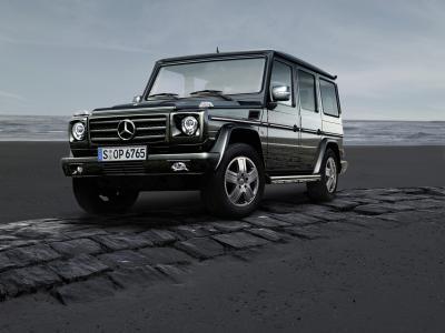 Mercedes-Benz Classe G: dal 1979 ad oggi