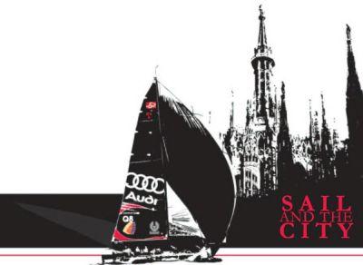 """Audi Sail and the City: """"varati"""" il TP 52, il Melges 32 e l'Audi Melges 20"""