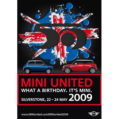 MINI United festival: a Silverstone per i 50 anni della piccola vettura di Oxford