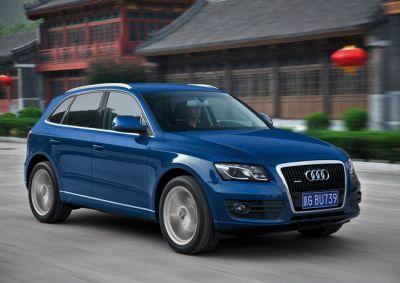 Audi Q5 Ibrida entro il 2011