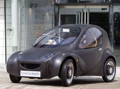 Riversimple Urban Car vettura open source, low-cost con alimentazione ad idrogeno 03