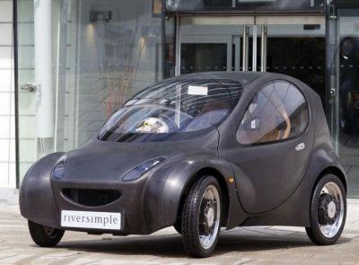 Riversimple Urban Car vettura open source, low-cost con alimentazione ad idrogeno 03