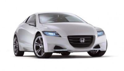 Honda dal 2010 in vendita due nuove auto ibride