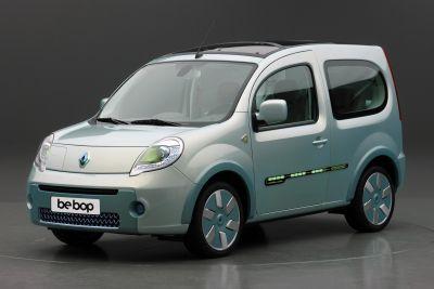 Renault Kangoo be bop Z.E. il futuro è qui