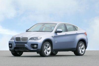 BMW ActiveHybrid X6 01