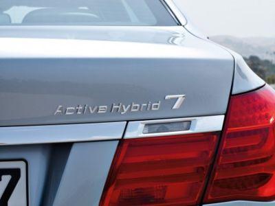 Bmw ActiveHybrid 7 03