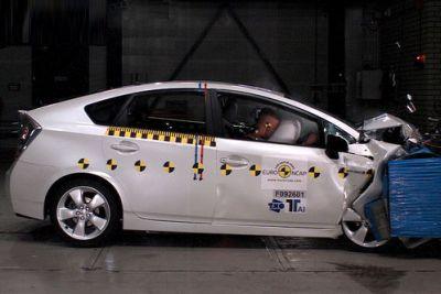 Cinque Stelle EuroNCAP per la Nuova Toyota Prius 01
