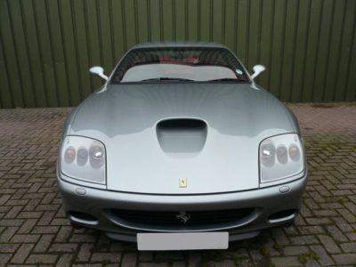 Ferrari 575M Maranello Ross Brawn in vendita la vettura regalata da Montezemolo 00