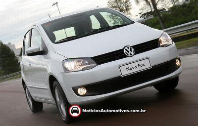 Volkswagen Fox nuove immagini ufficiali del restyling 00