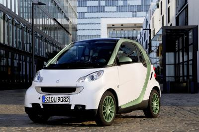 H2 Roma 2009 smart electric drive  01