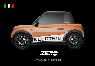 Motor Show 2009 anteprima mondiale per la Tazzari Zero