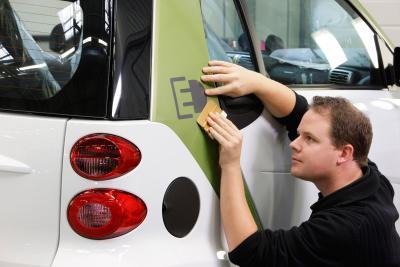 smart debutto del MY2010 e avvio della produzione della fortwo electric drive 0