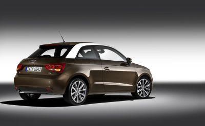 Audi A1 in Inghilterra si parte da £13,145.00 00