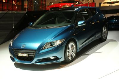 Honda CR-Z è già un successo in Giappone