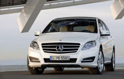 Nuova Mercedes Classe R, Luxury SUV per pochi 00