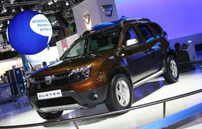Per Dacia Duster il SUV Low-Cost, si parte da 11.900 euro 00