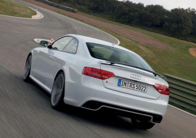 Audi presenta la RS 5 coupé 00