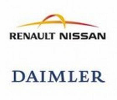 I dettagli dell'alleanza tra Daimler AG ed il gruppo Renault-Nissan