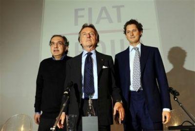 Pagina nuova nella storia Fiat, John Elkann presidente