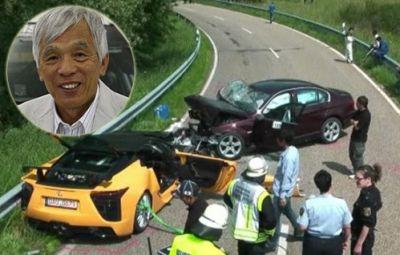 Toyota morto in un incidente lo storico collaudatore Hiromu Naruse